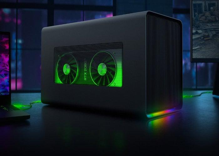 external graphics enclosure