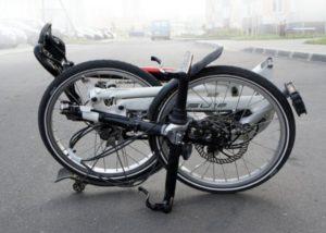 SU18 folding bike