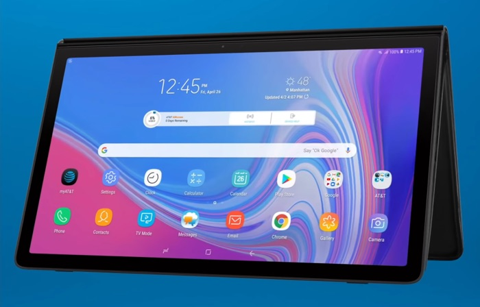 Samsung Galaxy View 2 tablet gets official (Video)