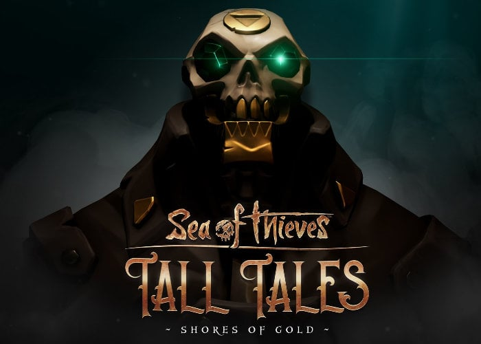 Sea of Thieves Tall Tales, Shores of Gold adventure arrives April 30th