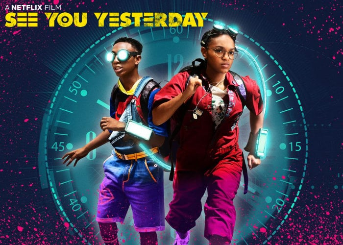 See You Yesterday time travel Netflix movie by Spike Lee premiers May 17th