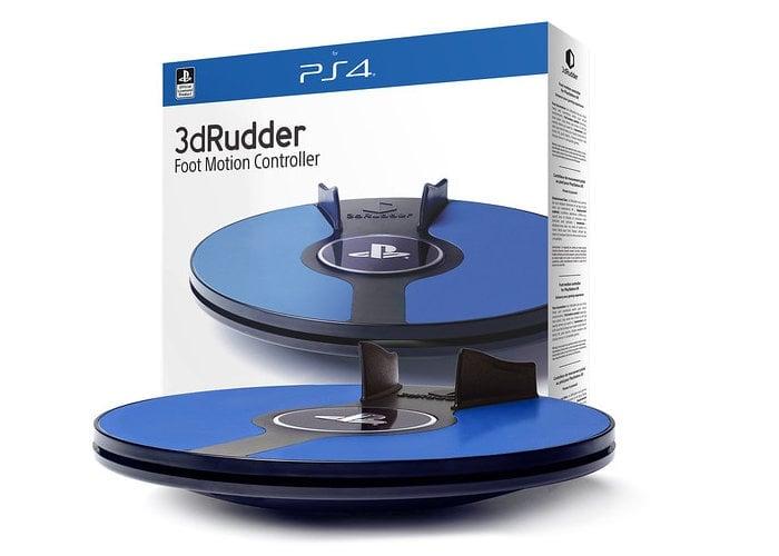Sony PlayStation 3dRudder