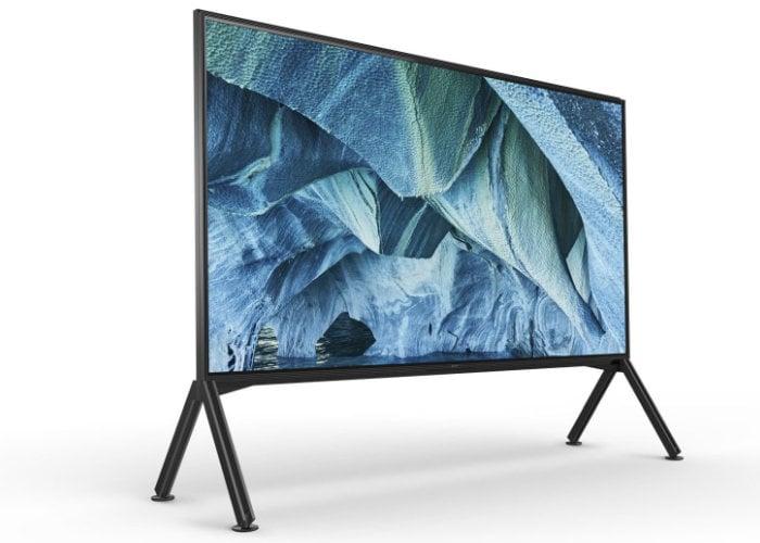Sony 8K TV