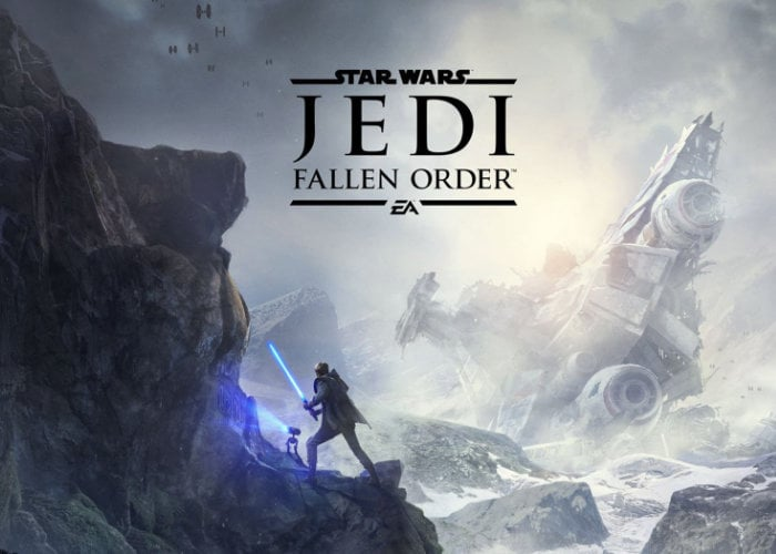 Star Wars Fallen Order 2019 game