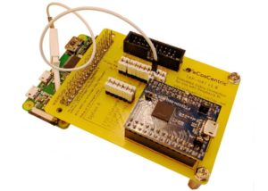 Tap-Hat multi-purpose JTAG debugger