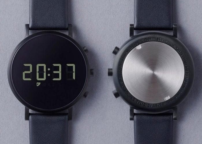 Tokiji retro styled digital watch
