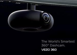 VEZO 360 4K 360 dash cam