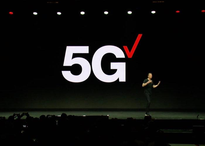 Verizon 5G network