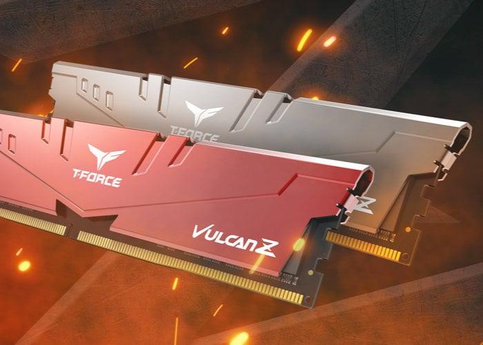 Vulcan Z Memory