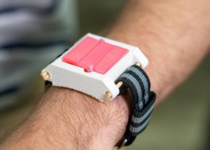 Wearable Syringe carries a life-saving allergy shot