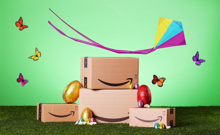 Amazon launches Spring Sale in the UK