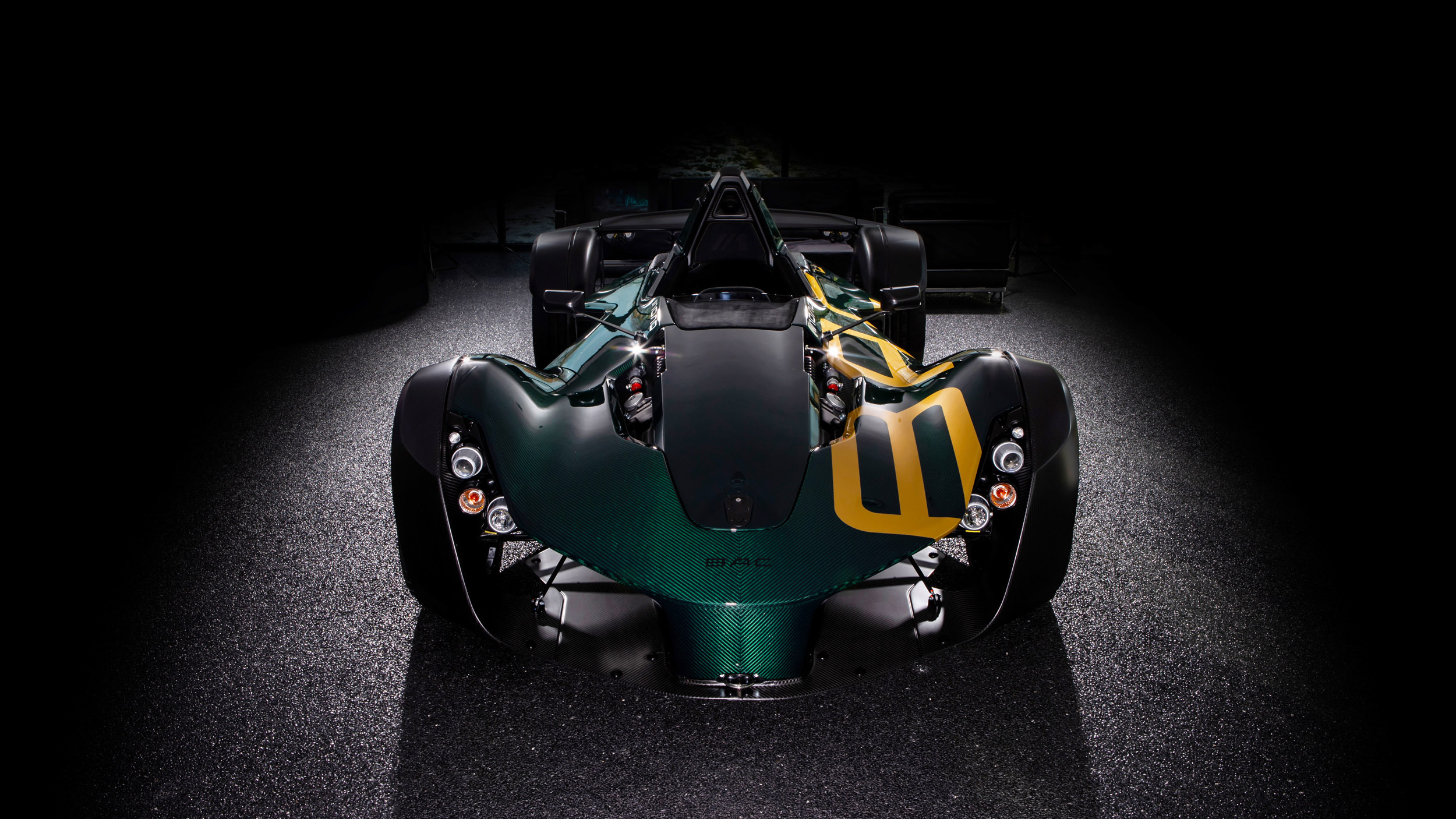 BAC Mono Celebrates 100th Car with Special Edition