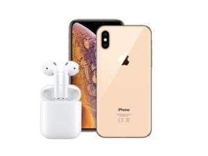 Win an iPhone XS Max