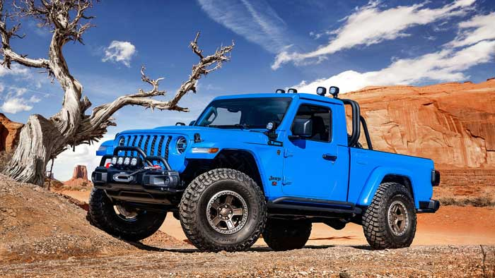 No Hellcat V8 for Jeep Gladiator is no surprise
