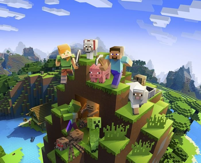 Minecraft Movie Set For Release In March 2022