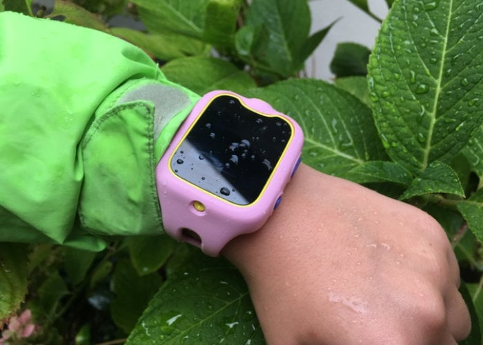nemCall kids smartwatch