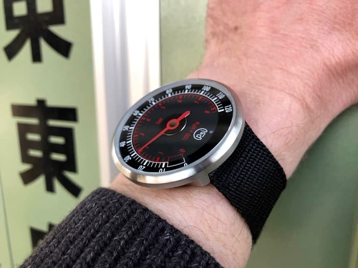 Tokyoflash PSI Pressure Gauge Watc