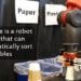 RoCycle recycling robot