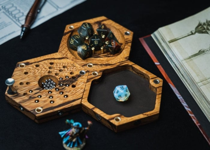 Keep your games table tidy with Wyrmwood Tiles - Geeky Gadgets
