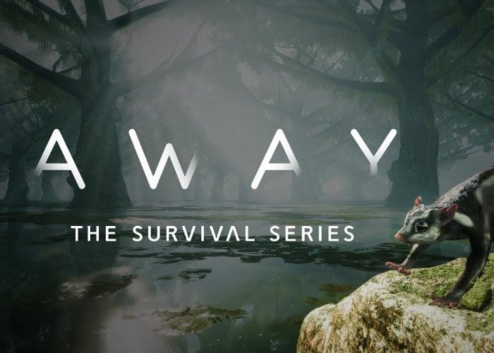 AWAY survival series game