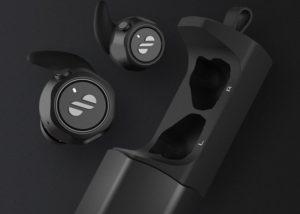 AirLoop convertible earbuds