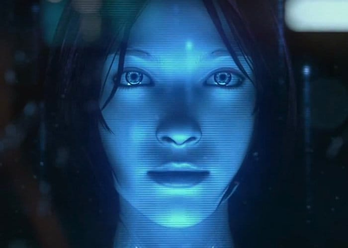 Cortana natural language