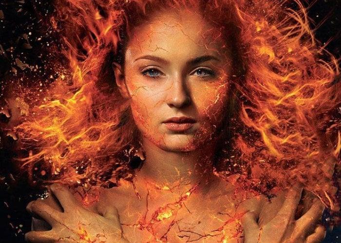 """Dark Phoenix movie trailer """"A Phoenix Will Rise"""""""
