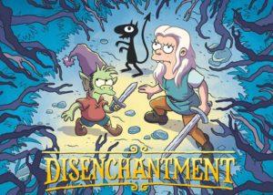 Disenchantment animated series