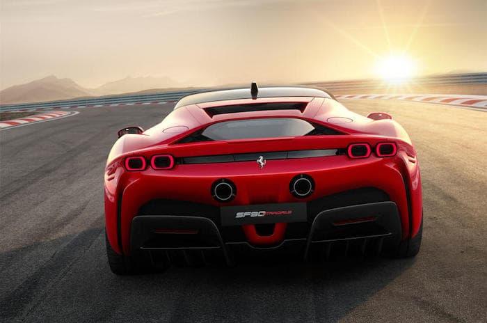 Ferrari Stradale SF90