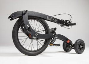 Halfbike 3 hits Kickstarter