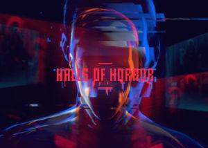 Halls of Horror survival horror board game