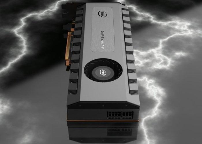 Intel Xe Discrete GPU