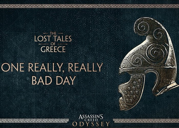 Latest Assassin's Creed Odyssey update