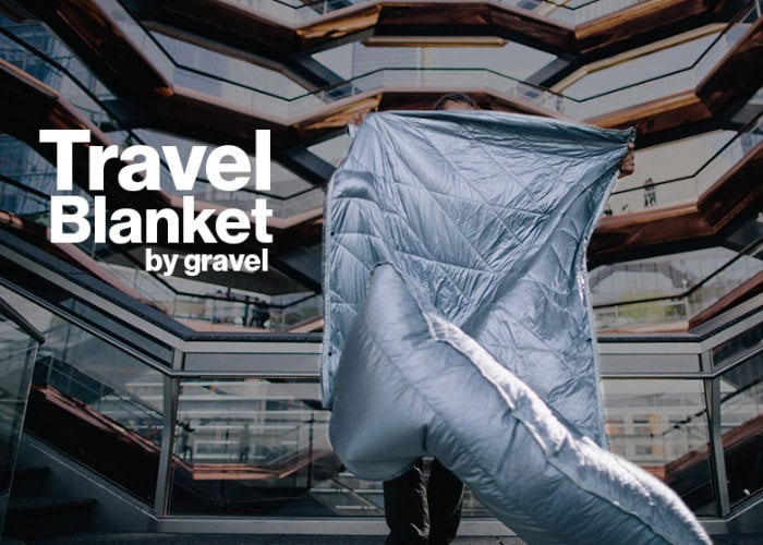 Layover Travel blanket