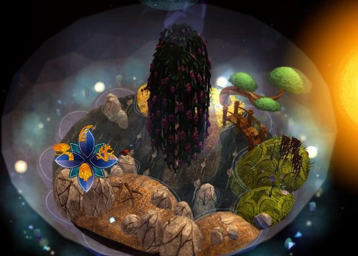 Luna lands on PS4