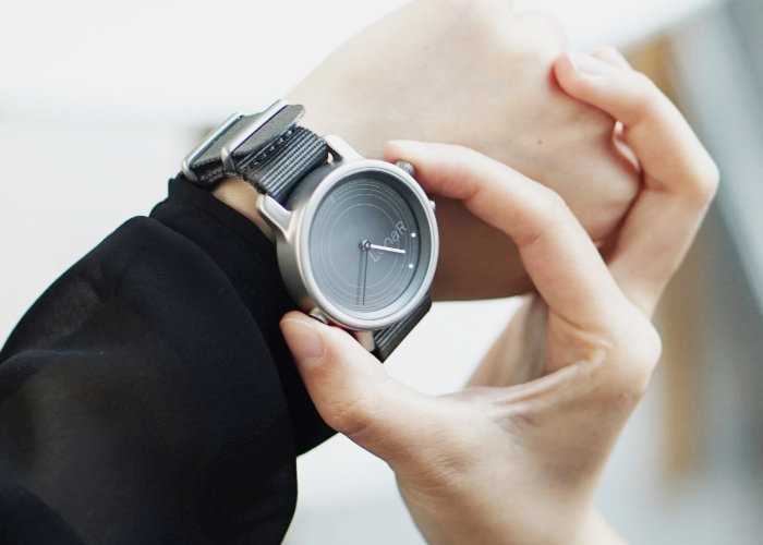LunaR solar charging smartwatch from $224