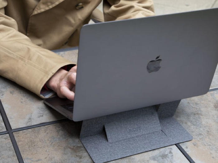"""MOFT: The """"Invisible"""" Laptop Stand"""