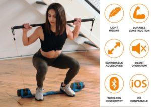 Maxfit portable all-in-one gym