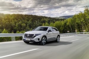 Mercedes EQC 4MATIC