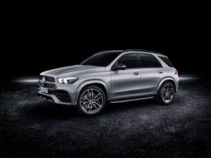 Mercedes GLE 580 4MATIC