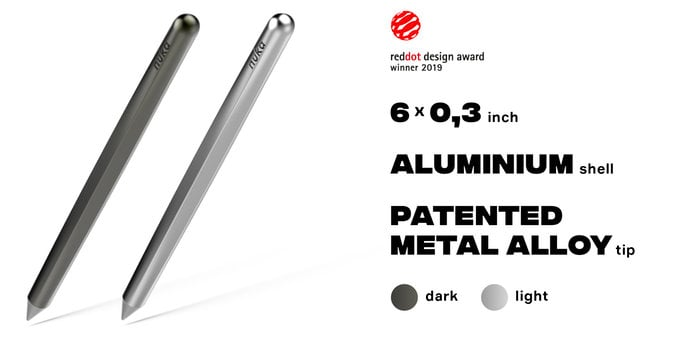 Metal pencil