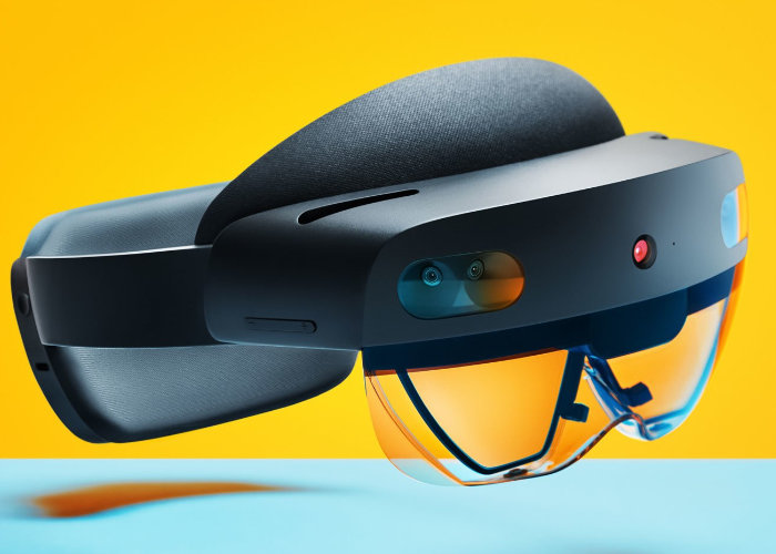 Microsoft HoloLens 2 Development Edition