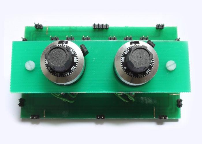 Modular analog computer kit