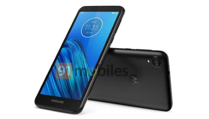 Motorola Moto E6 p