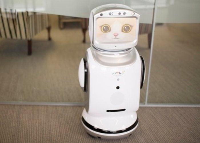 Mylo personal robot