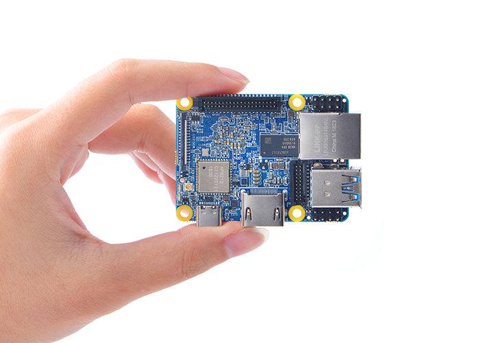 NanoPi NEO4 mini PC