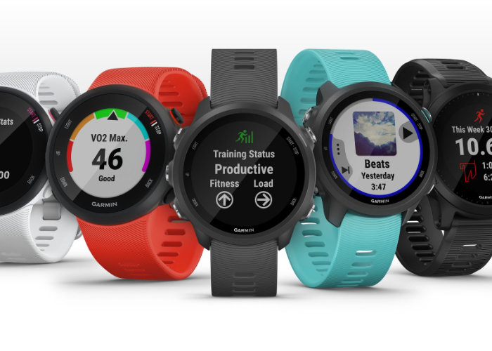 New Garmin Forerunner GPS 2019 watches