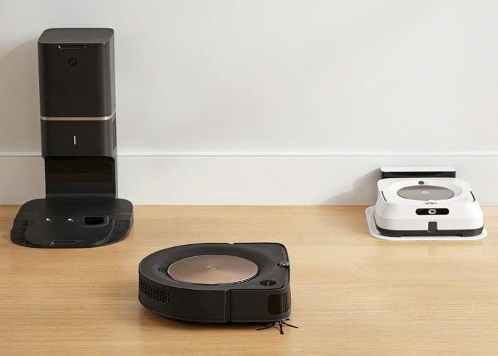 New iRobot Roomba and Bravaa mop