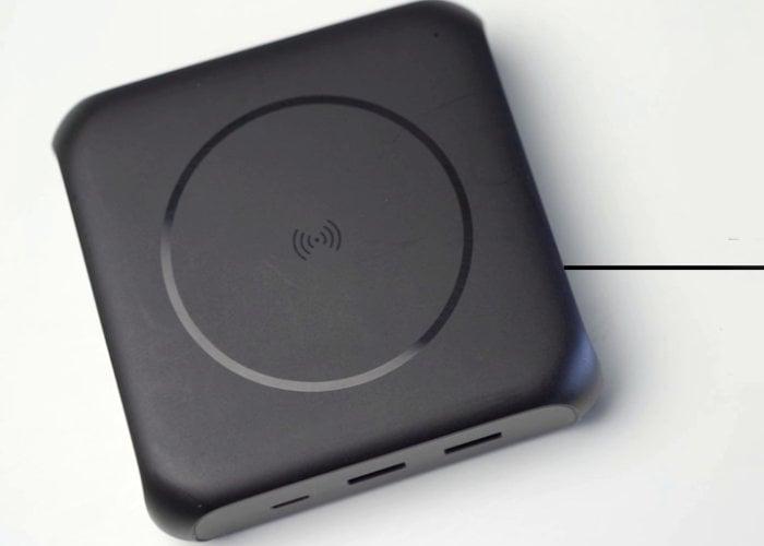NoirHub wireless battery