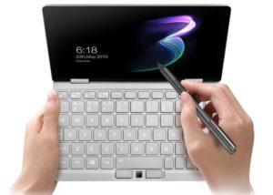 One Mix 3 Yoga mini laptop